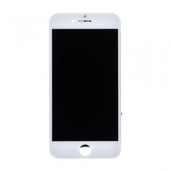 LCD + Dotyková deska pro iPhone 8 bílý
