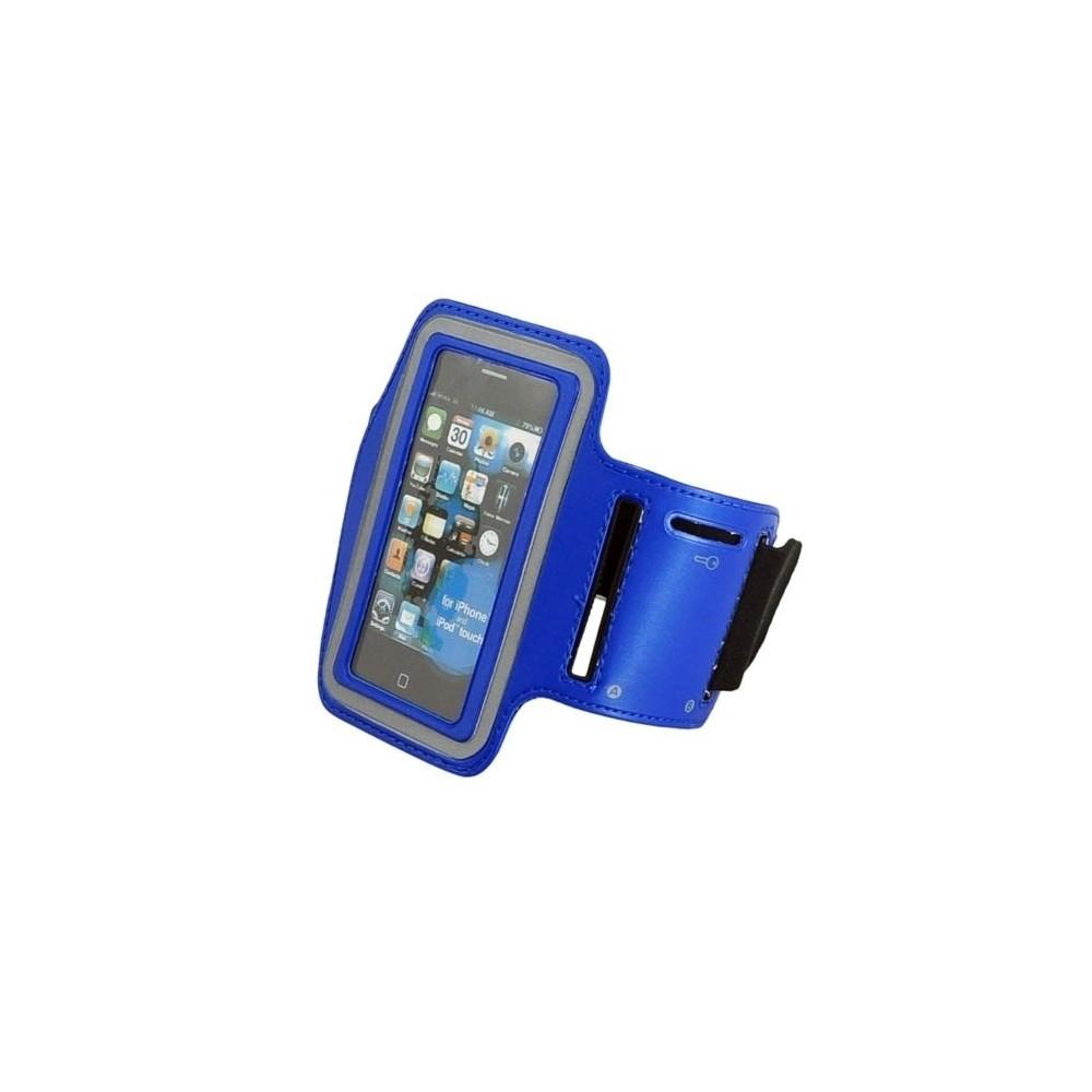 Pouzdro ARMBAND pro iPhone 5/5S/5C/SE, Barva Modrá