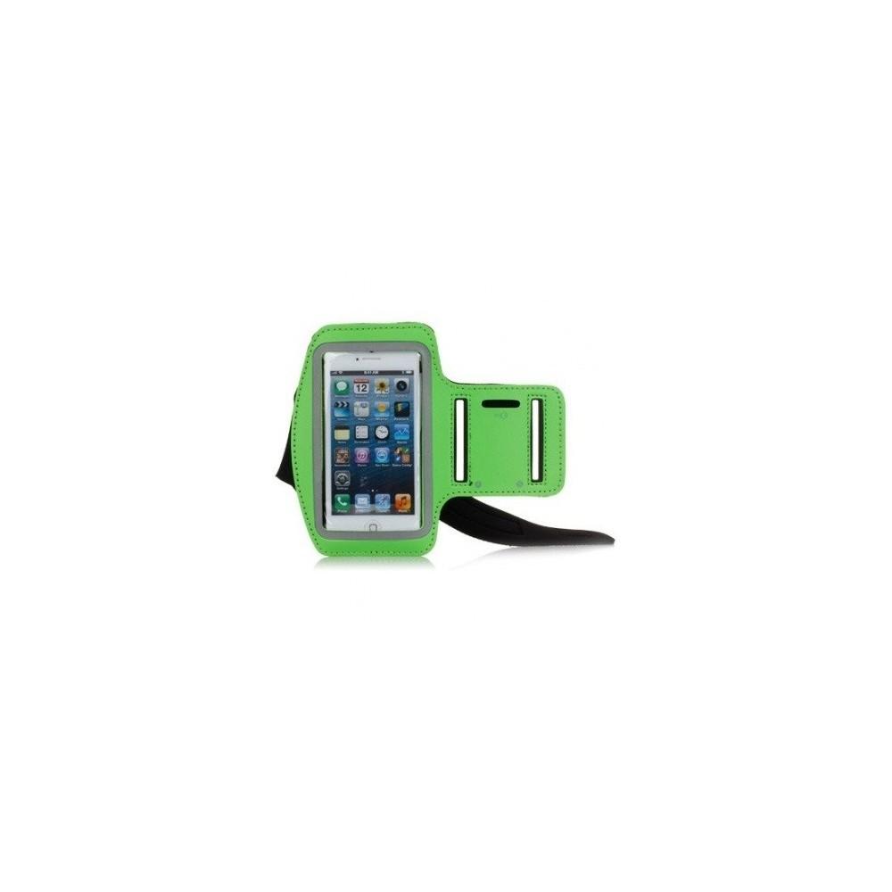 Pouzdro ARMBAND pro iPhone 5/5S/5C/SE, Barva Zelená