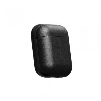 Nomad Leather Case - pouzdro pro AirPods černá kůže