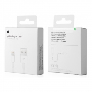 Apple ME291ZM/A lightning datový kabel 0,5m - retail package