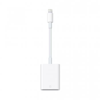 Apple Lightning čtečka SD karet z fotoaparátu - MJYT2ZMA