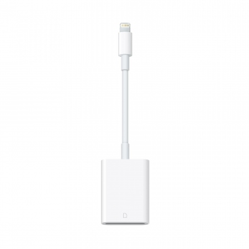 Apple Lightning SD card reader