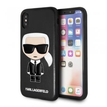 Karl Lagerfeld Ikonik kryt pro iPhone Xs / X