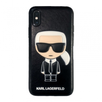Karl Lagerfeld Ikonik Case for iPhone Xs / X