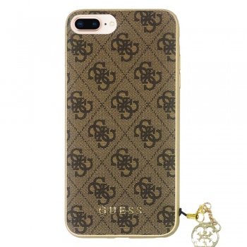 Guess 4G Charms Hard Case for iPhone 8 Plus