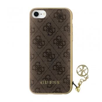Guess 4G Charms Hard Case for iPhone 8 / 7