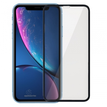 RhinoTech 2 3D tempered glass for iPhone Xr