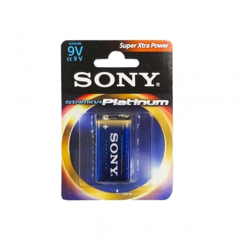 Sony Stamina Platinum battery 6AM6, 9V - 1pc