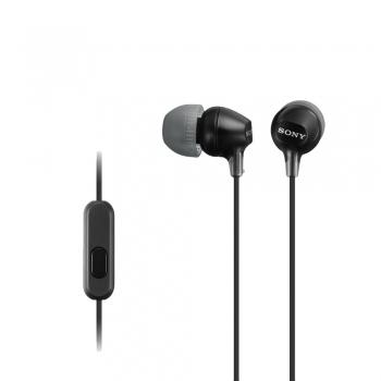 Sony MDR-EX15APBZ kvalitní sluchátka s mikrofonem od Sony