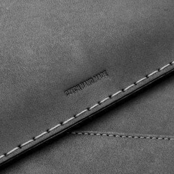 "Fixed Oxford kožené pouzdro pro Apple MacBook 12"" FIXOX-MAC12-BK černé"