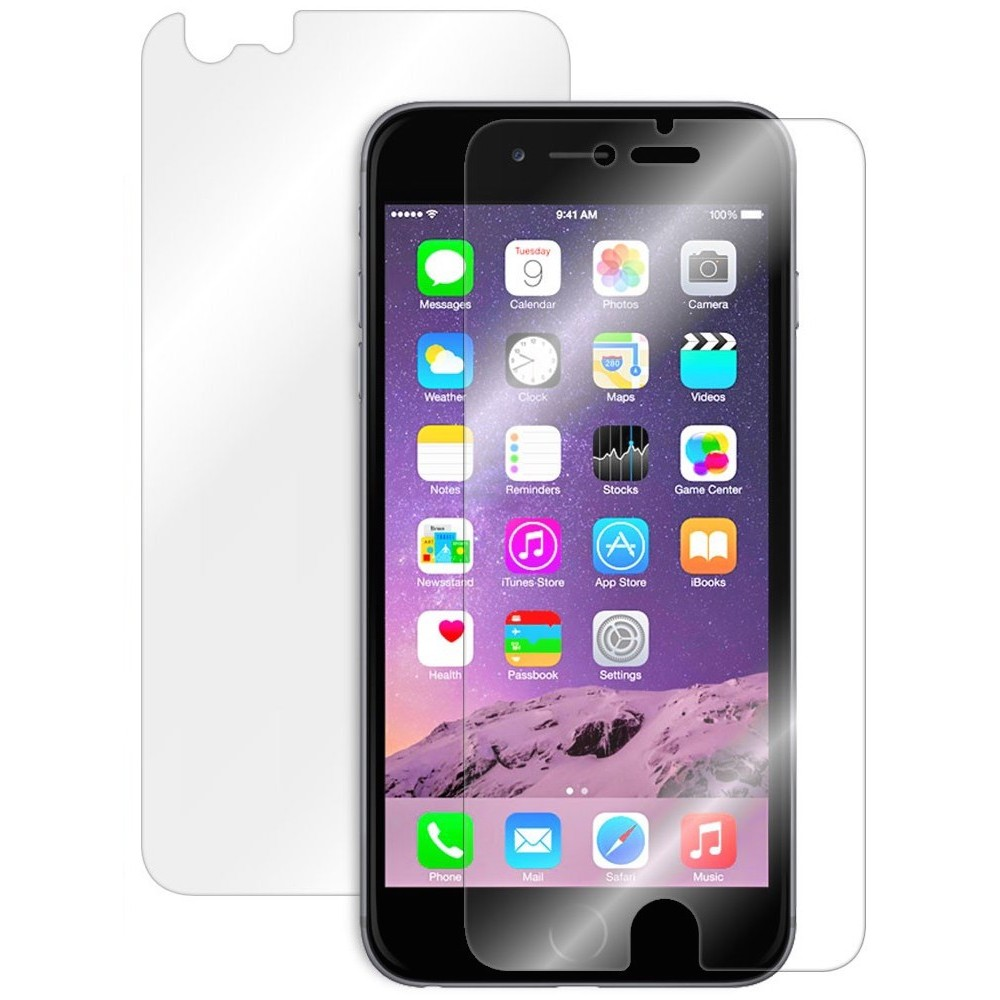 Screen Guard fólie Complete Cover pro iPhone 6-6S 30602