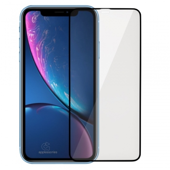 Spigen Glas.tR HD Full Cover tempered glass for iPhone Xr