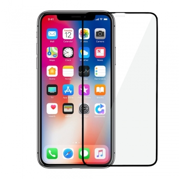 Spigen Glas.tR HD Full Cover tempered glass for iPhone Xs / X