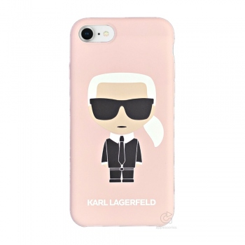 copy of Karl Lagerfeld Ikonik Silicone Case iPhone Xs / X
