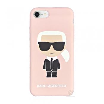 Karl Lagerfeld Ikonik Silicone Case - kryt na iPhone 8 / 7