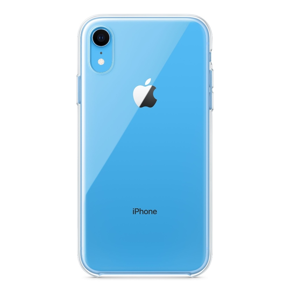 Apple Clear Case for iPhone Xr