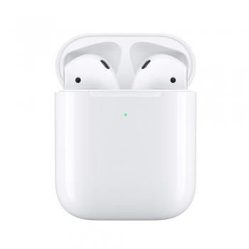 Apple AirPods s bezdrátovým nabíjecím pouzdrem MRXJ2ZM/A