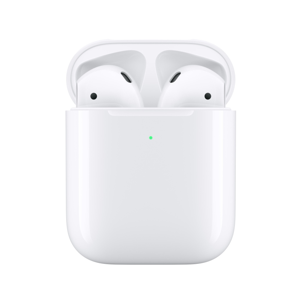 Apple AirPods with wireless charging case - MRXJ2ZM/A