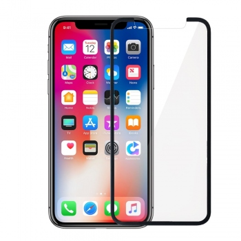 Belkin ScreenForce TemperedCurve sklo pro iPhone Xs / X