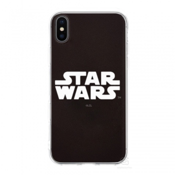 Star Wars Overprint kryt pro iPhone Xs / X
