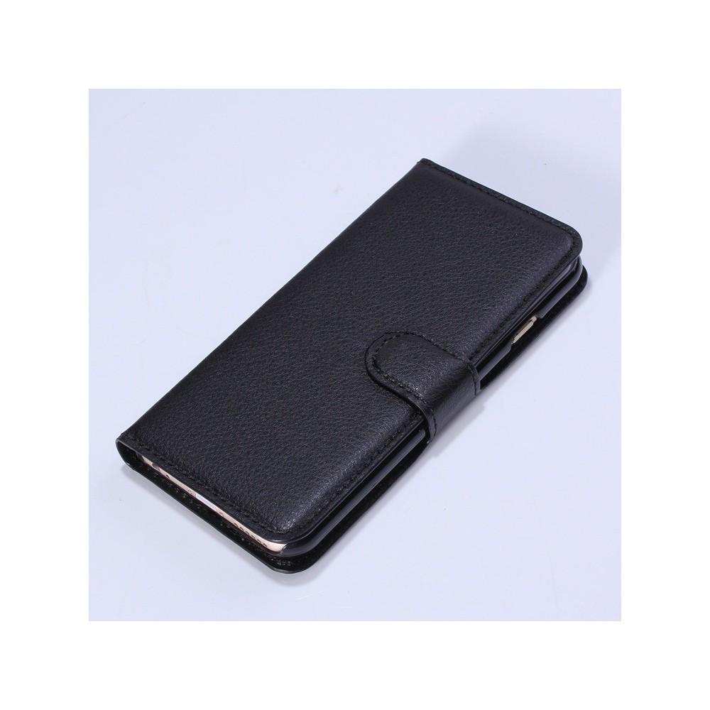 Otevírací pouzdro pro iPhone 6/6S, Barva Černá