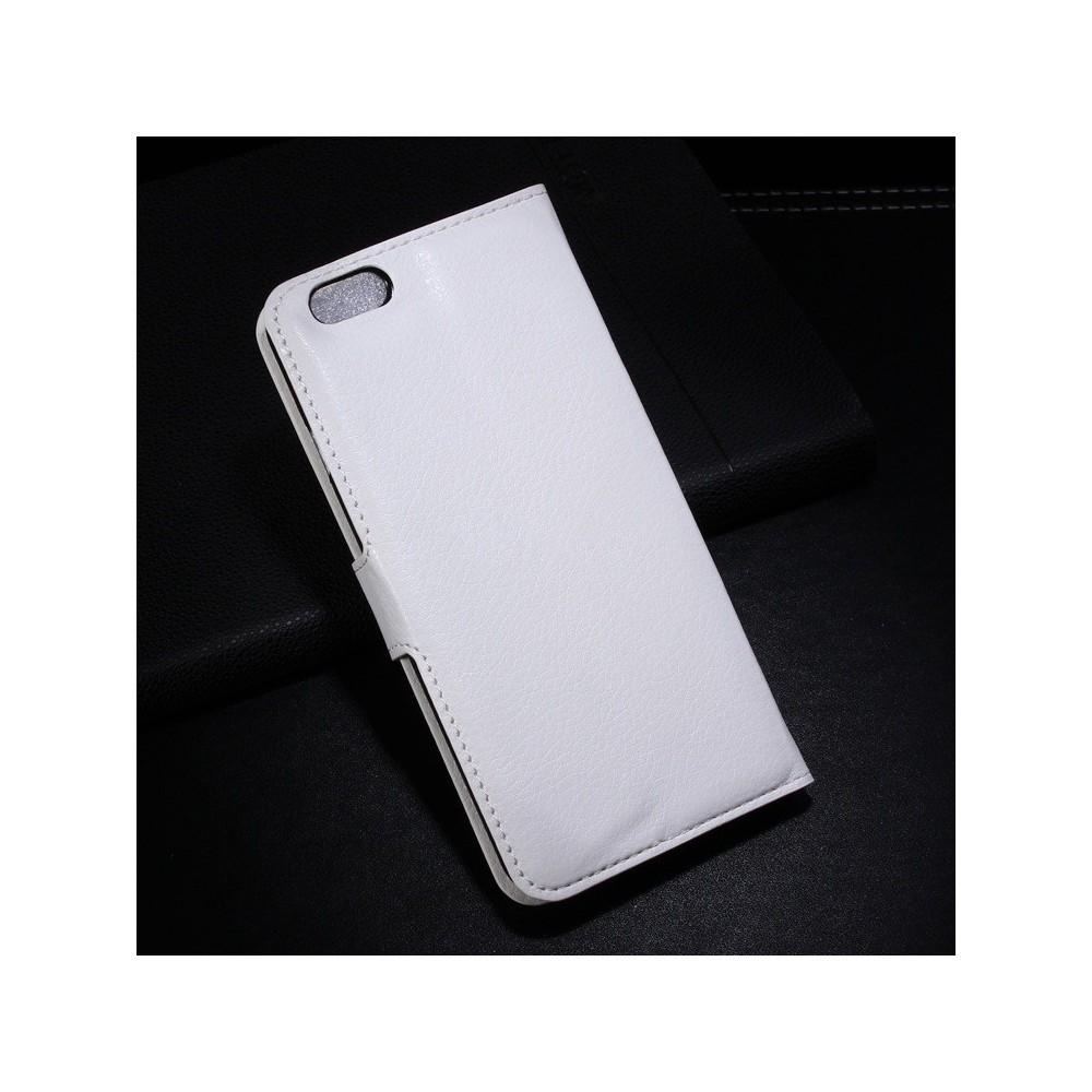 Otevírací pouzdro pro iPhone 6/6S Plus, Barva Bílá