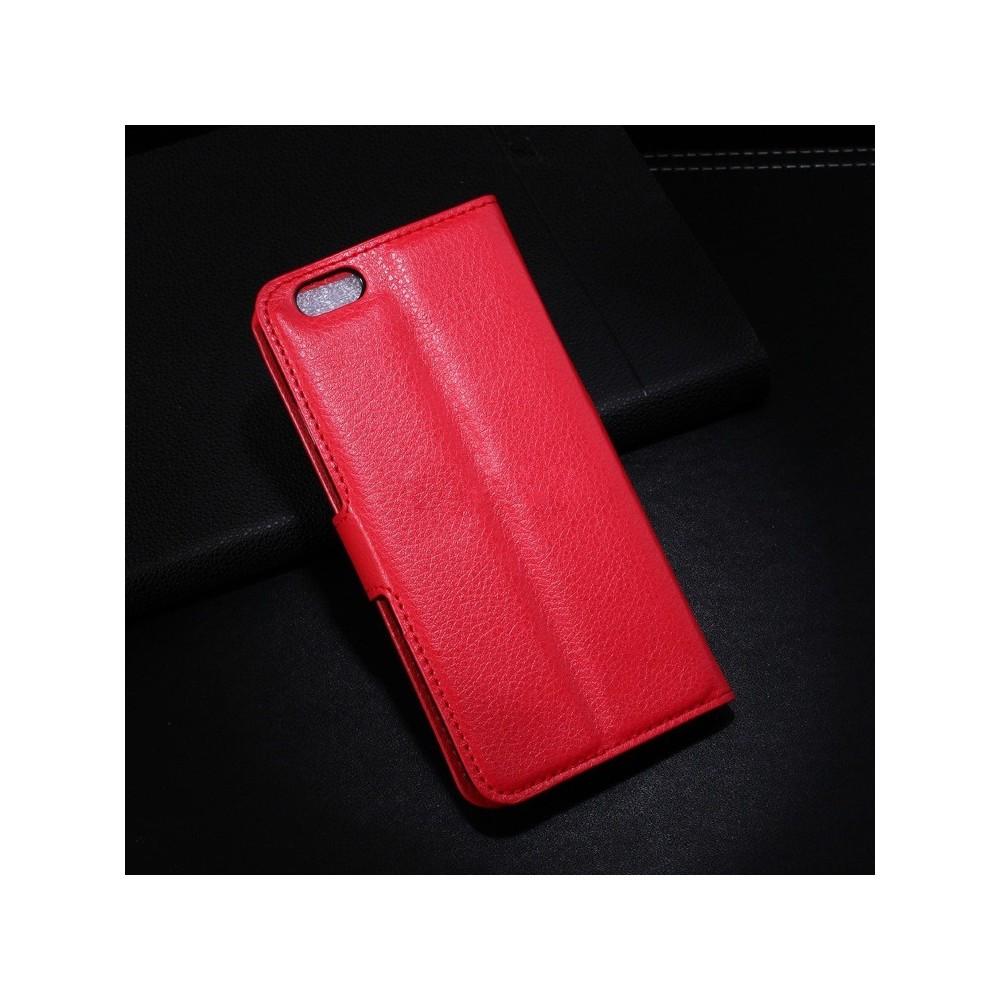 Otevírací pouzdro pro iPhone 6/6S Plus, Barva Červená