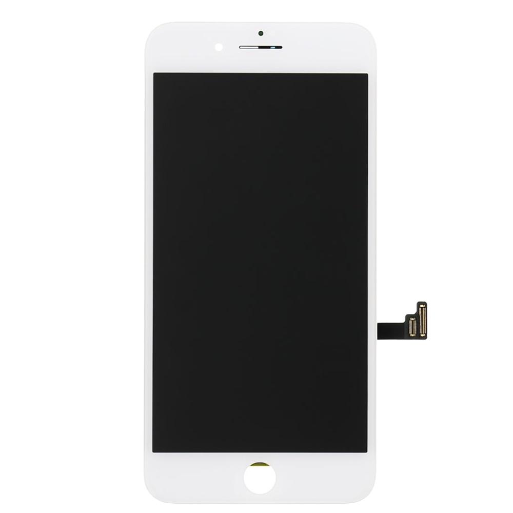 LCD + Dotyková deska pro iPhone 8 Plus - bílý