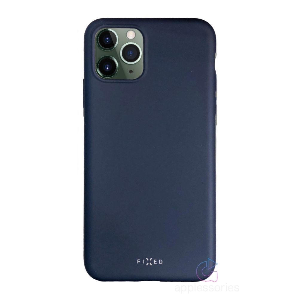 Fixed Story Soft Case for iPhone 11 Pro - modrý