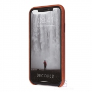 Decoded Leather kryt pro iPhone 11 Pro Max - hnědý