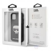 Karl Lagerfeld Ikonik CardSlot Case for iPhone 11