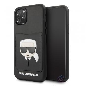 Karl Lagerfeld Ikonik CardSlot - kryt na iPhone 11