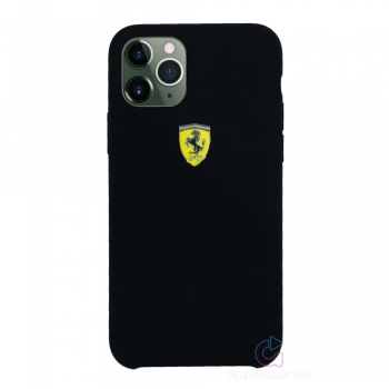 Ferrari On Track Silicone Case for iPhone 11 Pro