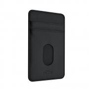 Fixed Caddy - samolepící kapsa na telefon - černá