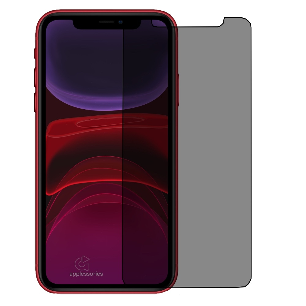Belkin InvisiGlass Ultra Privacy Tempered Glass for iPhone 11 / Xr