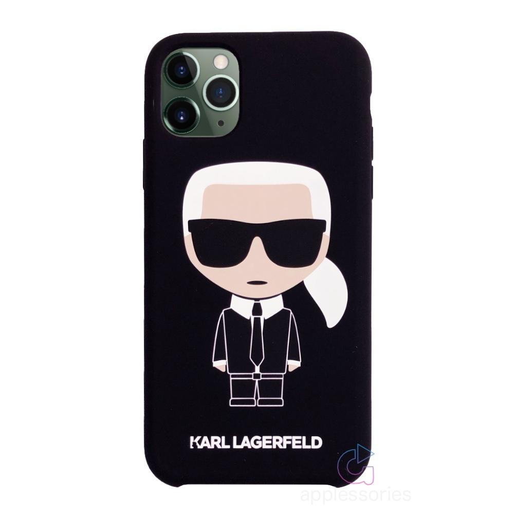 Karl Lagerfeld Ikonik Silicone Case...