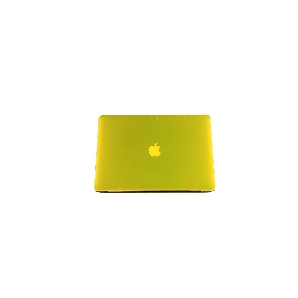 "Kryt na MacBook 13"" - barevný, Barva Žlutá, Velikost Air 13"