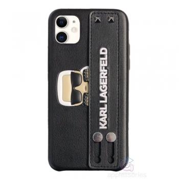 Karl Lagerfeld Sneaky Karl Strap kryt na iPhone 11