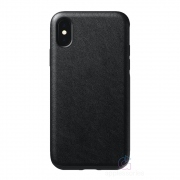 Nomad Rugged Leather Case pro iPhone Xs / X