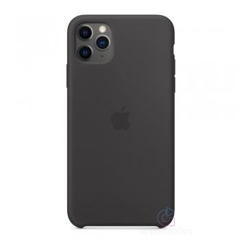 Apple silikonový kryt pro iPhone 11 Pro - černý