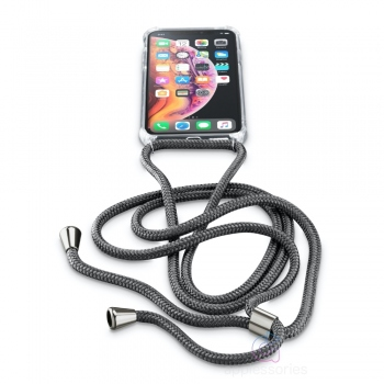 Cellularline Neck-Case with lanyard for iPhone Xs / X