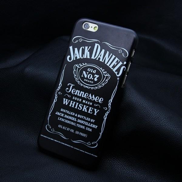 Kryt pro Apple iPhone 6 JACK DANIELS