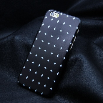 CROSSES Hard Case iPhone 6/6S