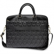 "Guess Quilted Computer Bag for MacBook 15"" - black"