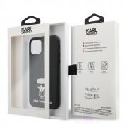 Karl Lagerfeld Ikonik Saffiano kryt pro iPhone 11 Pro Max