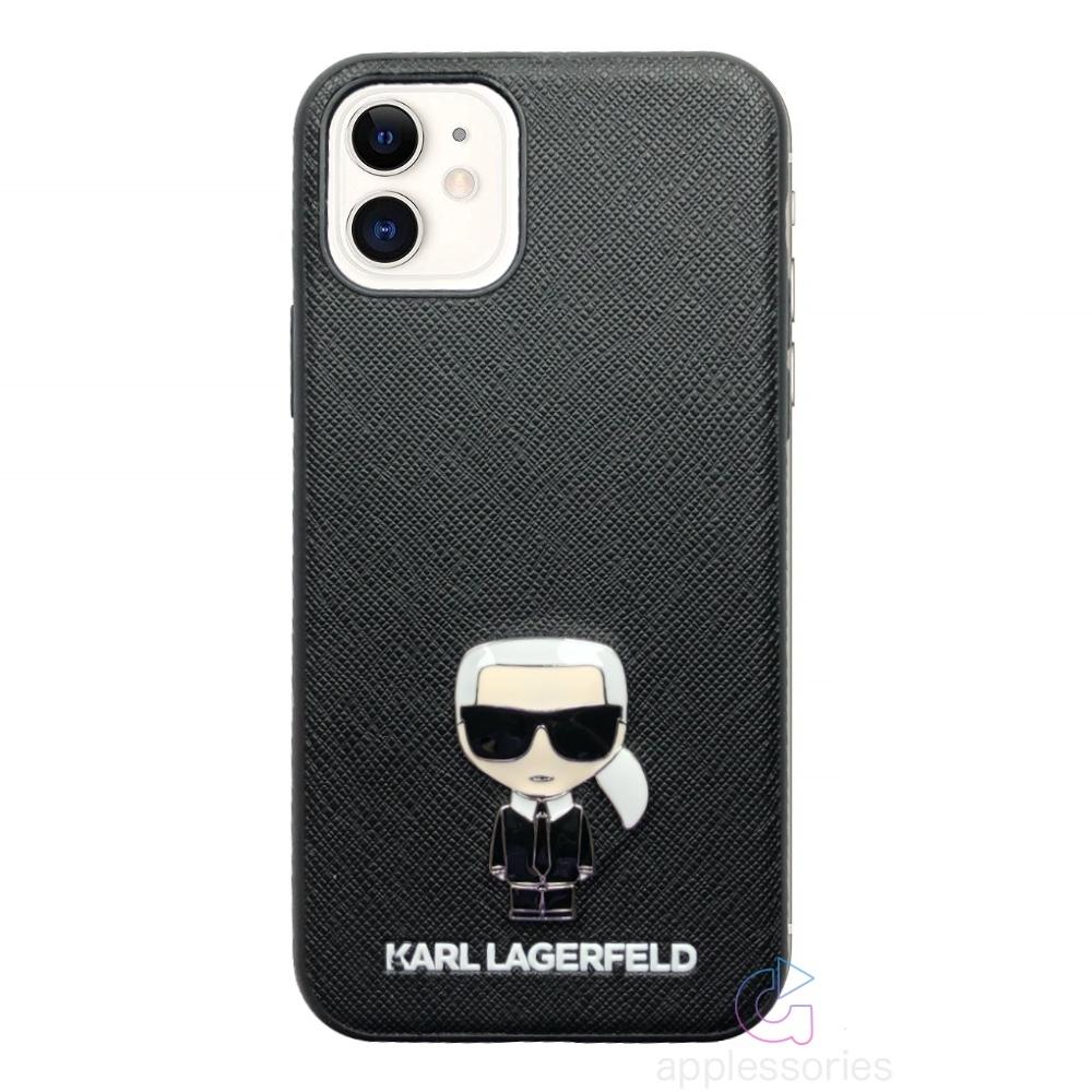 Karl Lagerfeld Ikonik Saffiano Case...