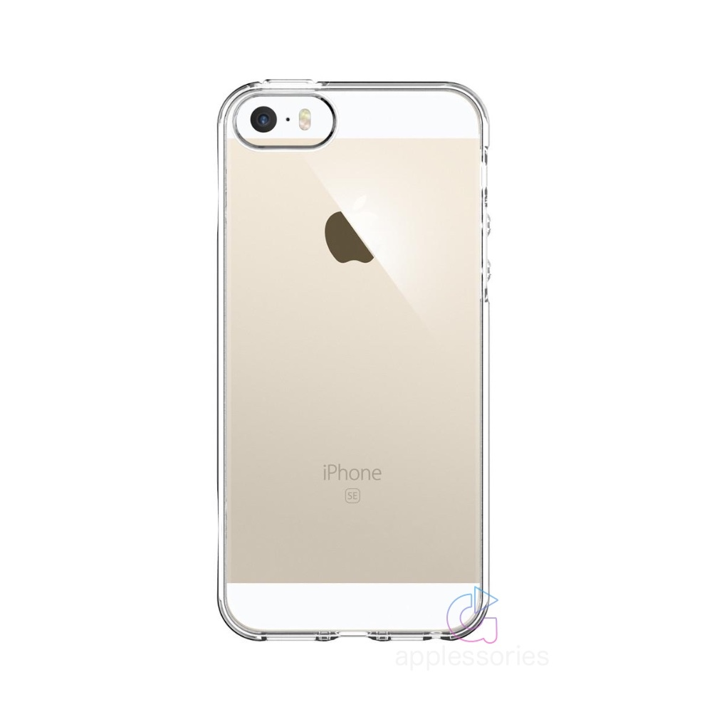 Swissten Clear Jelly kryt pro iPhone SE / 5s / 5