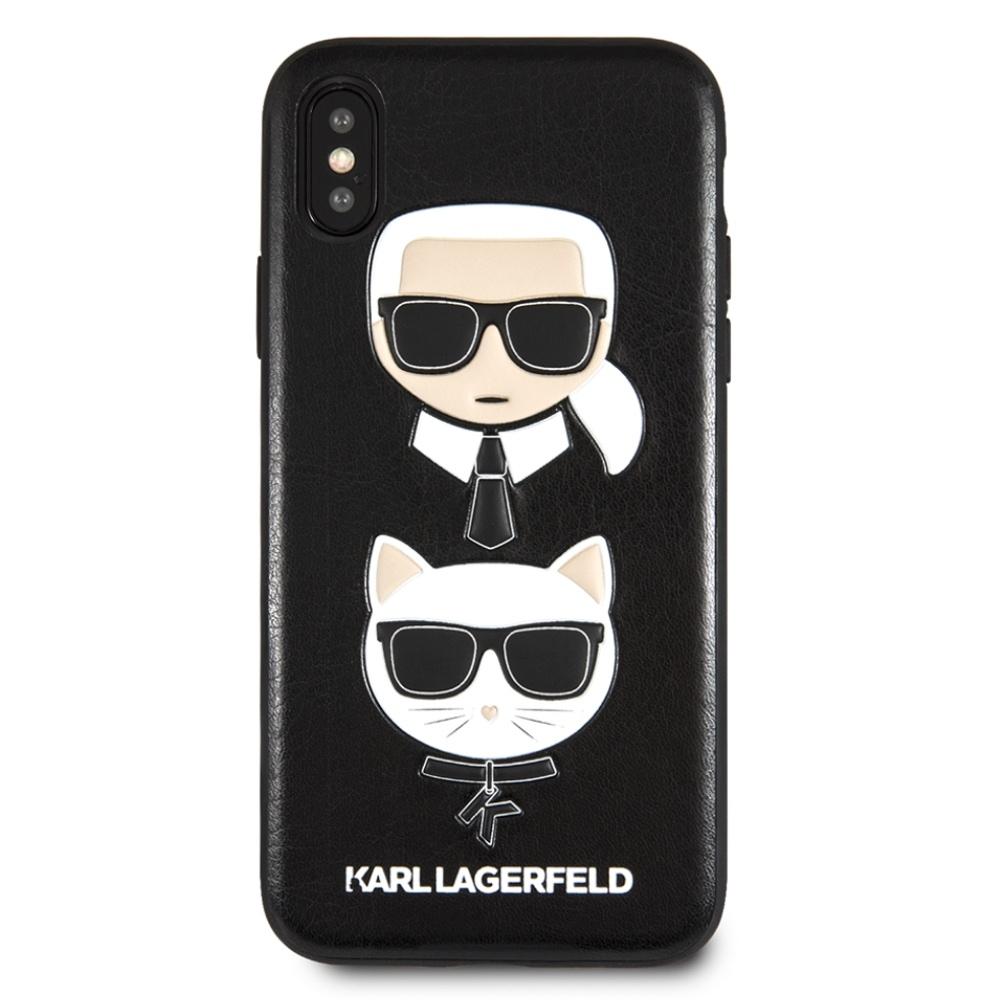 Karl Lagerfeld & Choupette Ikonik kryt pro iPhone XS Max