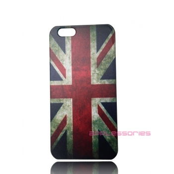 Kryt pro Apple iPhone 6 ENGLISH FLAG